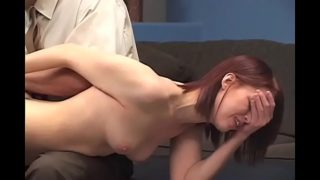 Secretary Spanked and Butt Plugged